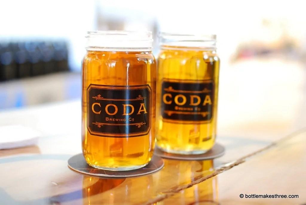 Coda Brewing Co, Aurora CO | bottlemakesthree.com