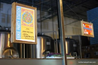 Odyssey Beerwerks in Arvada, CO | via bottlemakesthree.com