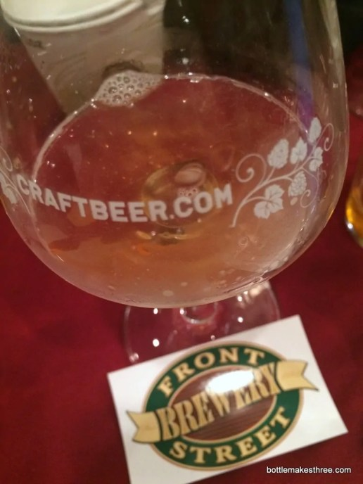 Front Street Brewery Absurdity Belgian IPA