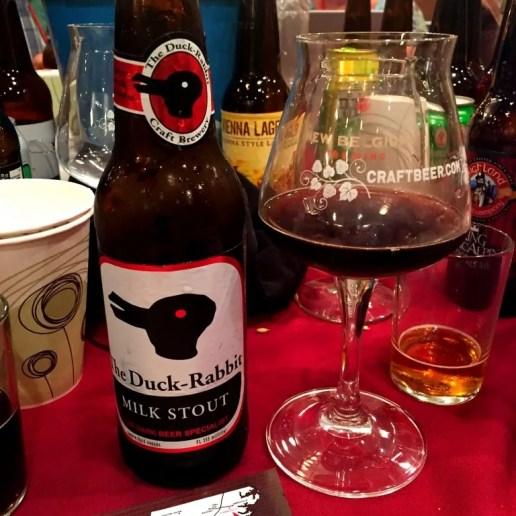 Duck Rabbit Craft Brewery Milk Stout