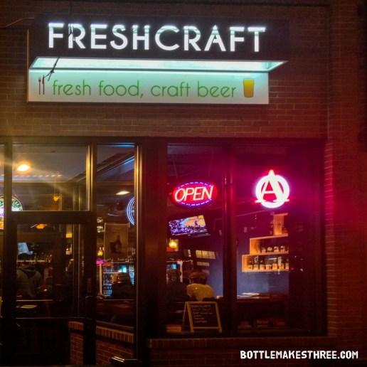 Freshcraft, home of great beer events during GABF week. | Denver Beer Week & Other Beer-Filled Events Outside GABF by BottleMakesThree.com