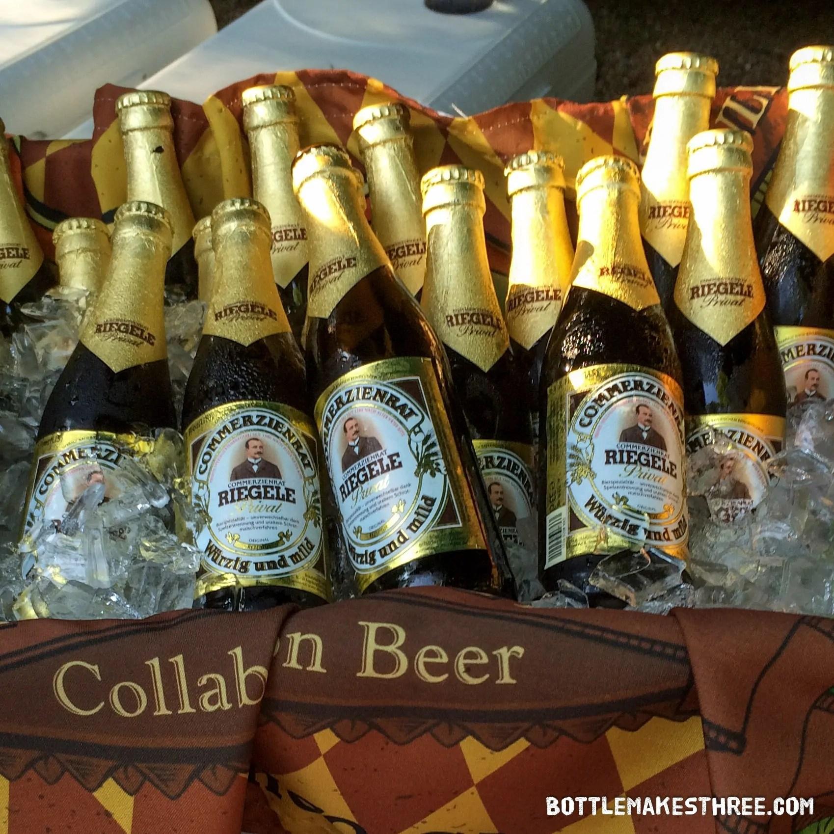 Sierra Nevada, Mills River NC | Sierra Nevada Oktoberfest beer | BottleMakesThree.com