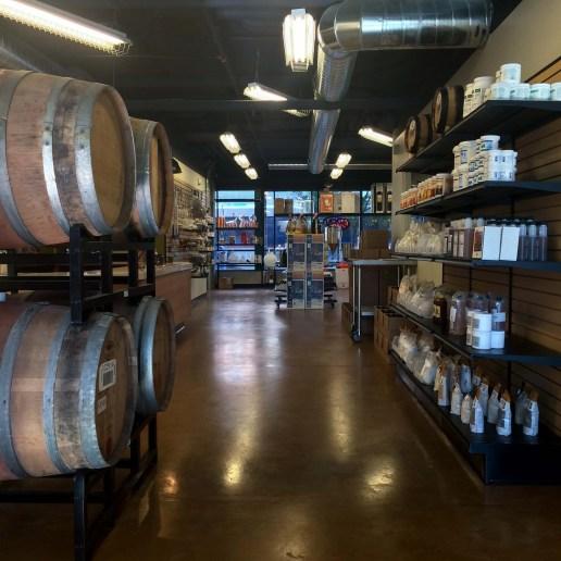 CO-Brew Brewery & Homebrew Shop in Denver, CO   BottleMakesThree.com