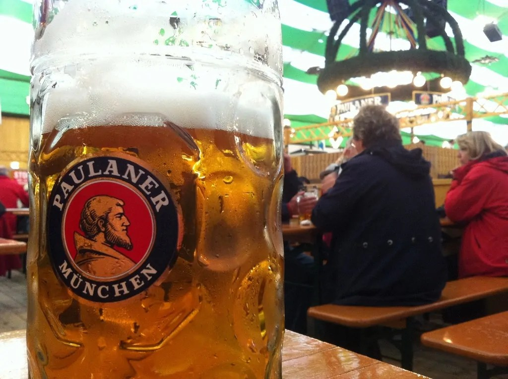Photo Paulaner München by Patrick Haney via Flickr licensed under CC by ND