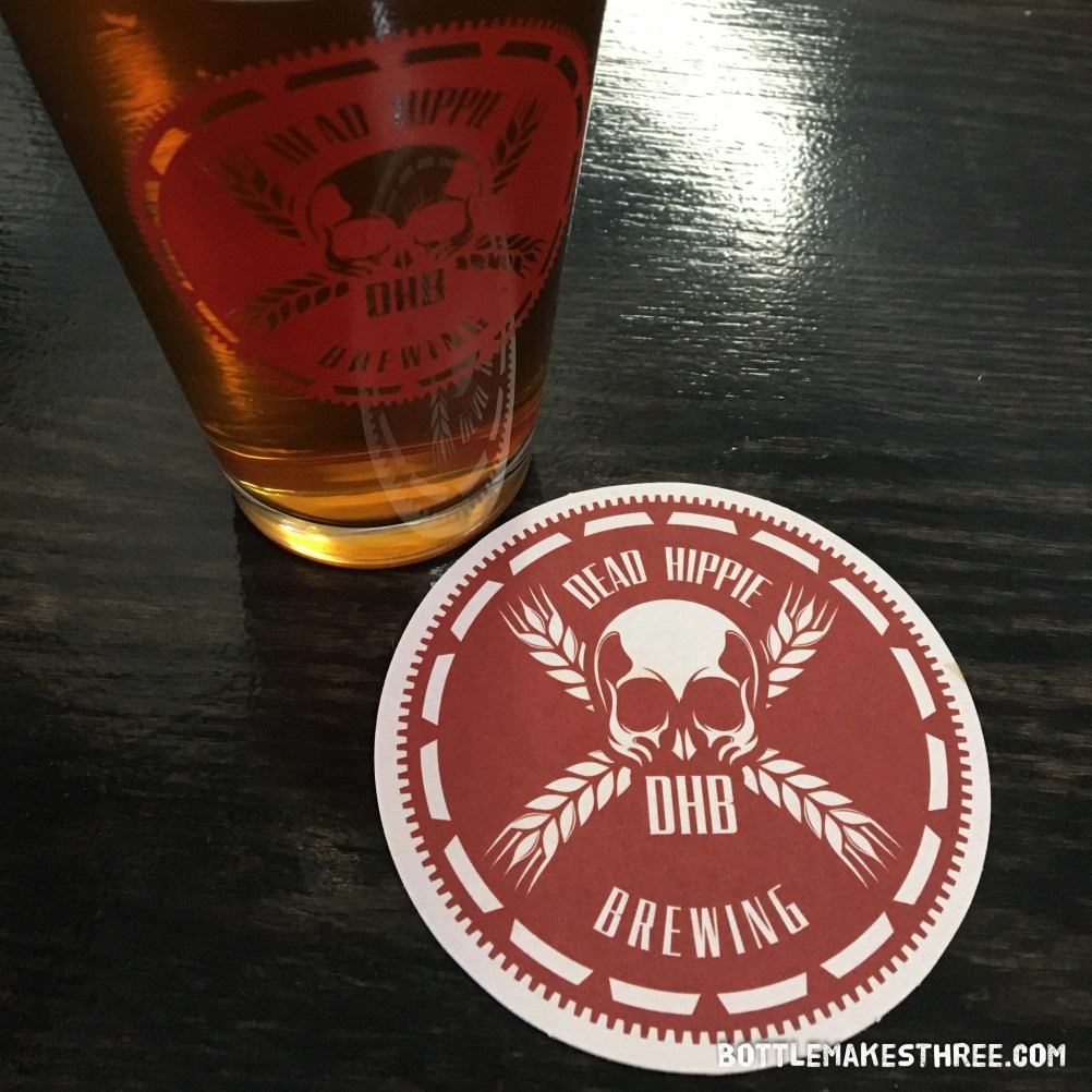 Dead Hippie Brewing, Sheridan CO   BottleMakesThree.com