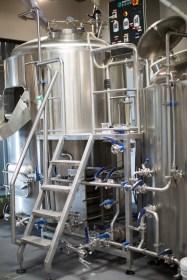 Resolute Brewing Co, Centennial, Colorado.