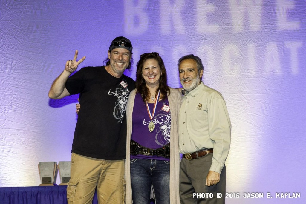 2016 GABF competition winner, Bootstrap Brewing