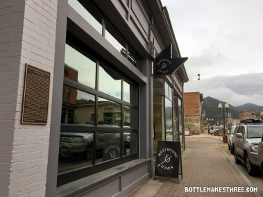 There's Much to Enjoy at Westbound and Down Brewing Company in Idaho Springs | BottleMakesThree.com