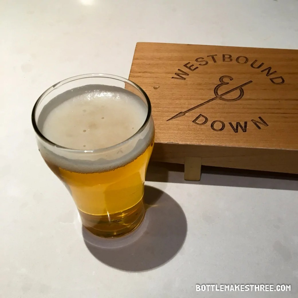 There's Much To Enjoy at Westbound & Down Brewing
