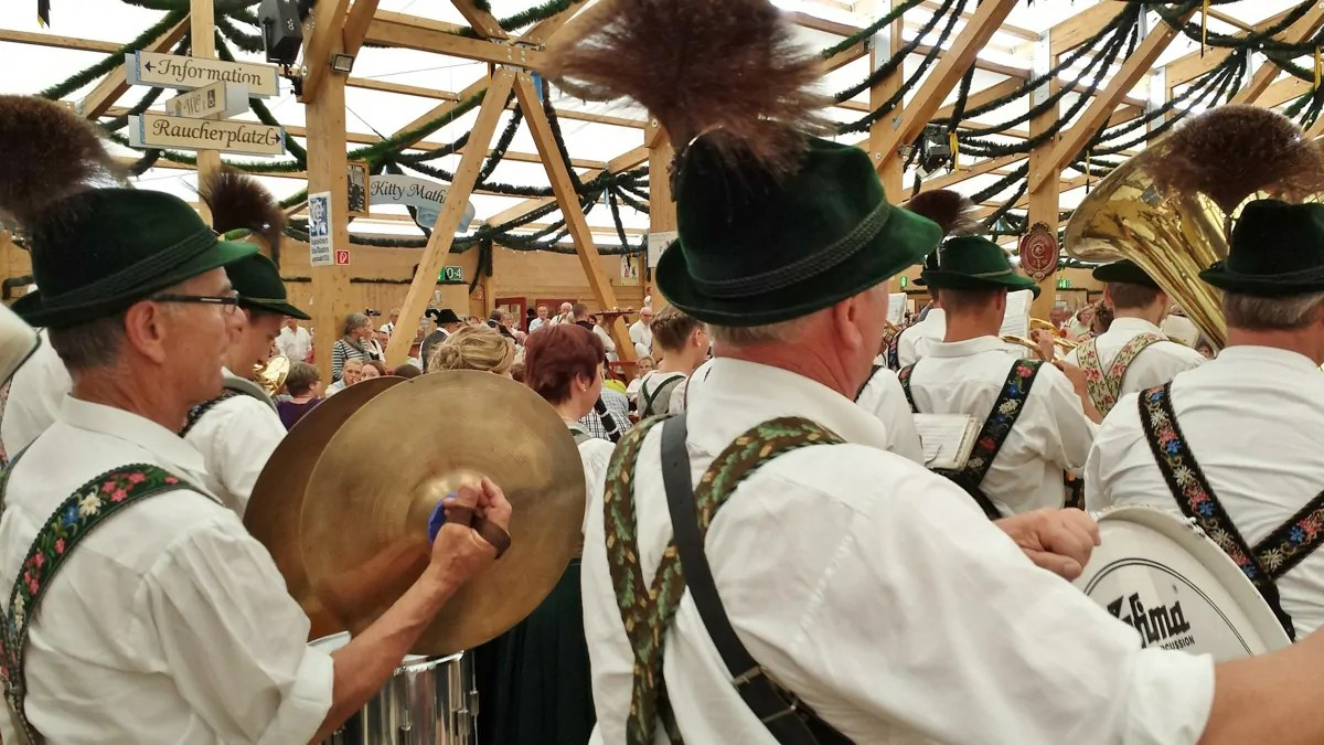 The Beer Drinking American's Guide to Oktoberfest: Part 2