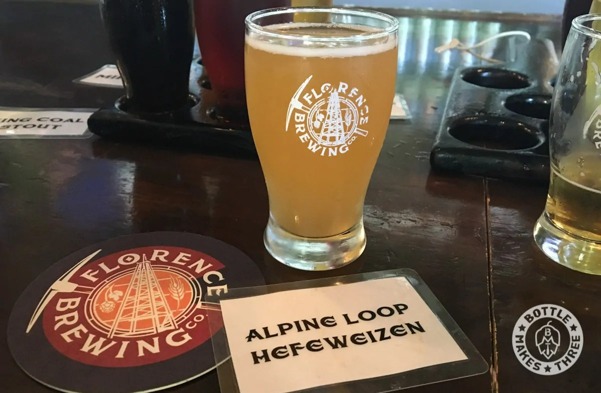 Escaping to Fremont County and Florence Brewing Co | BottleMakesThree.com