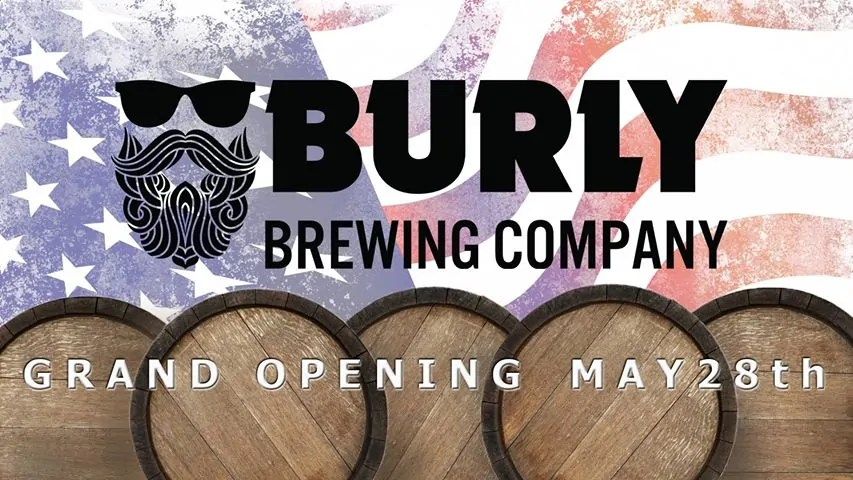 BURLY Brewing Company Opens This Weekend in Castle Rock
