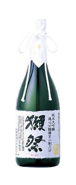 日本酒 Japanese : 獺祭二割三分-遠心分離(正月限定)720ML, 16% - Bottle Price 瓶價網