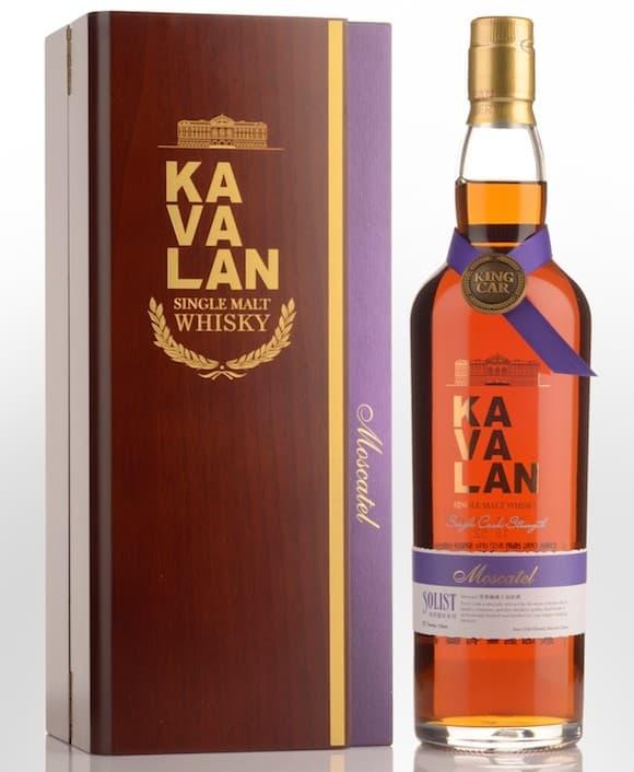 威士忌 Whisky : 噶瑪蘭經典獨奏Moscatel雪莉桶單一麥芽臺灣威士忌原酒700ML - Bottle Price 瓶價網