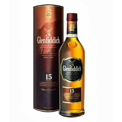 威士忌 Whisky : 格蘭菲迪15年單一純麥蘇格蘭威士忌 700ML, 40% - Bottle Price 瓶價網