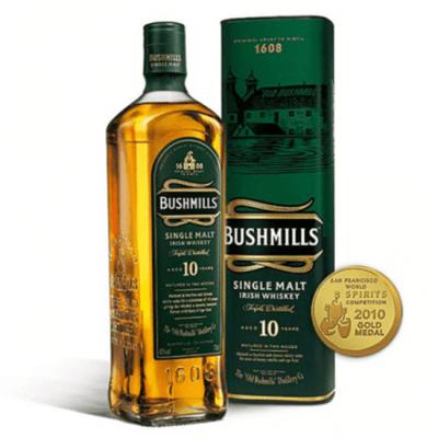 Bushmills 10 YO 40% 0,7l