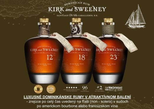 Luxusné dominikánske rumy v atraktívnom balení