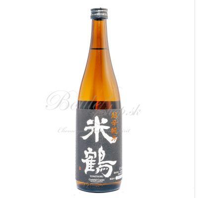 Yonetsuru Extra Dry Junmai 0,75l