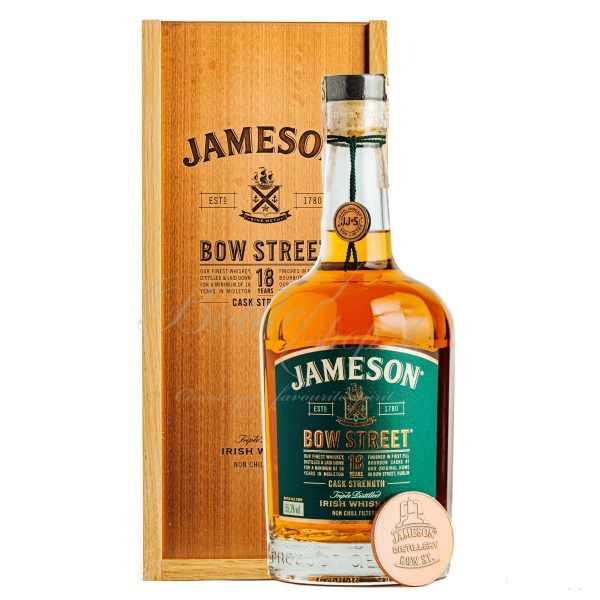 Jameson Bow Street 18y 0,7 l