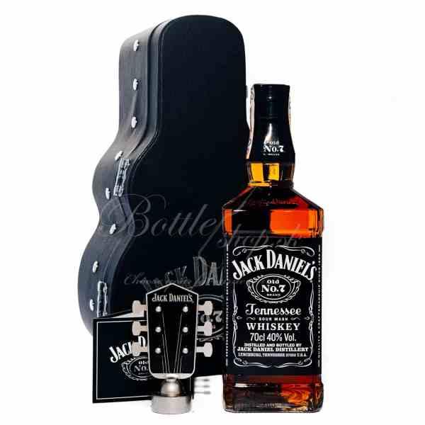 JACK DANIEL´S GUITAR CASE 0.70L 40%
