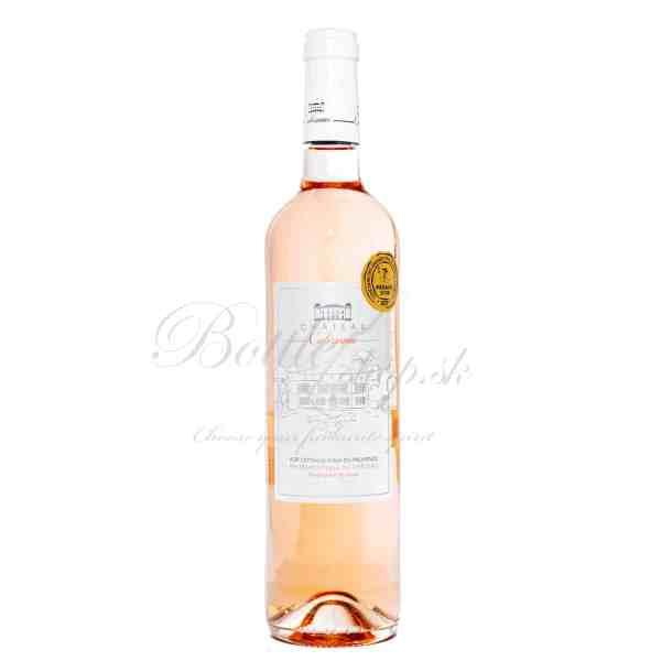 Chateau Calissanne Cotes de Provence Rose 0,75l