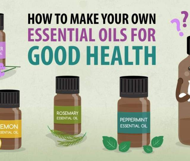 How To Make Your Own Essential Oils For Good Health Bottlestore Com Blog