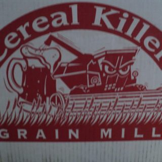 cereal killer box