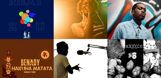 New Music: Lisa Oduor-Noah, Benady, Wamae, Afrolution, HMZ + R.I.Z.E.