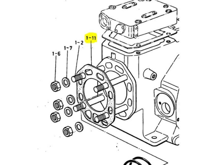 Ford 1510 Tractor Ignition Switch Diagram