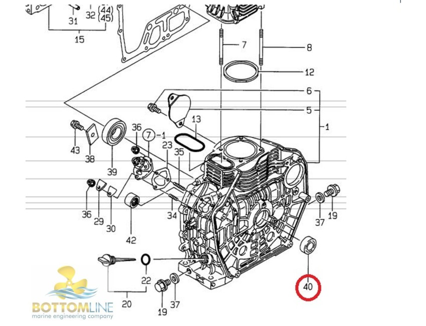 Mercury 650 Ignition Switch Wiring Diagram. Mercury. Auto