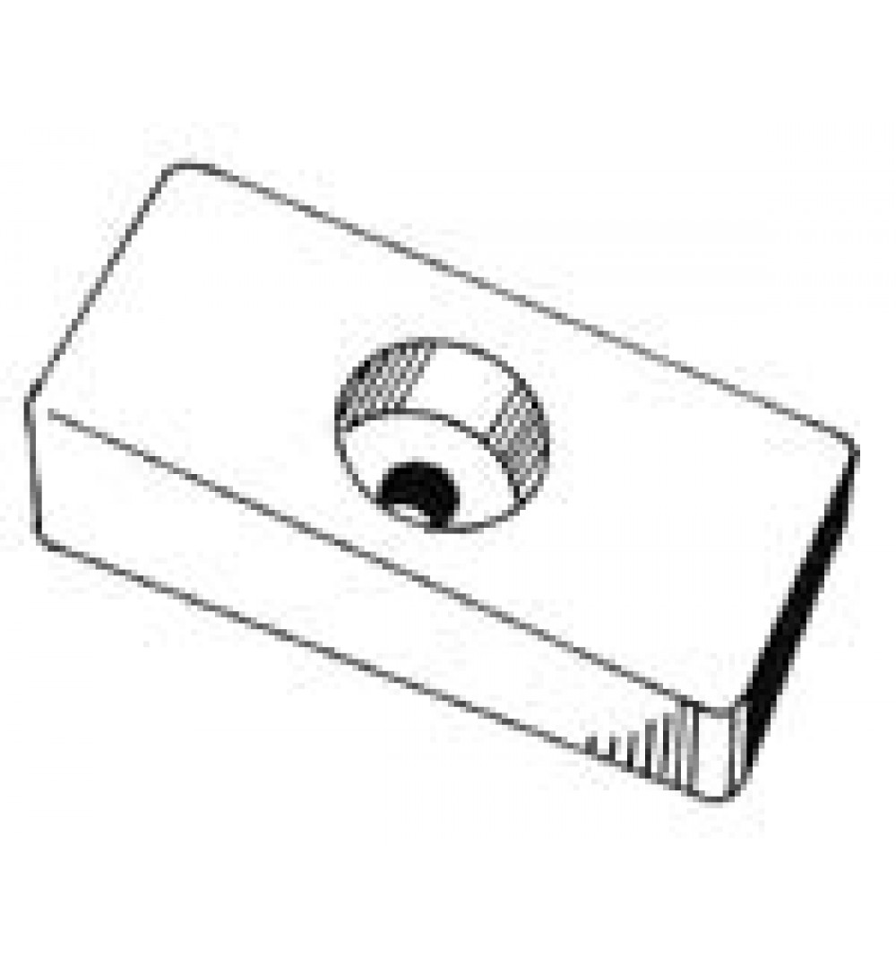 041109-ZW1-B00 Honda Outboard Zinc