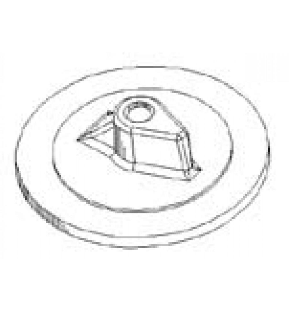 6E5-45371-10 Yahama Outboard Zinc