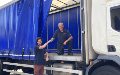 Another busy month for Bottrills Transport