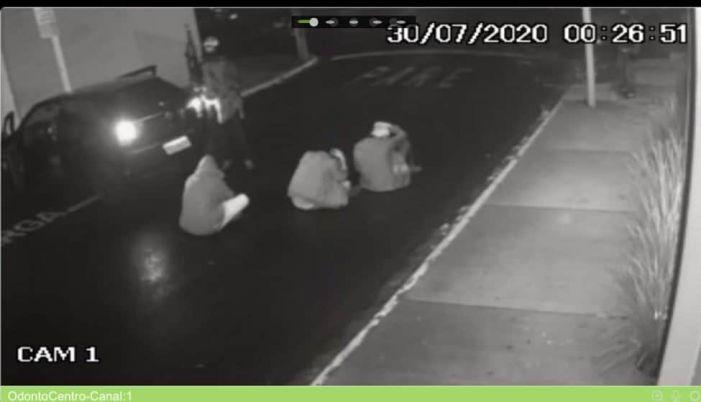Tiroteio desde as 23h30 no centro de Botucatu. | Botucatu Online
