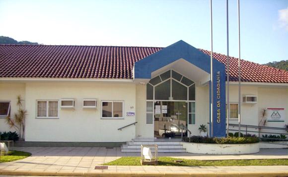 Casa da Cidadania de Botuverá