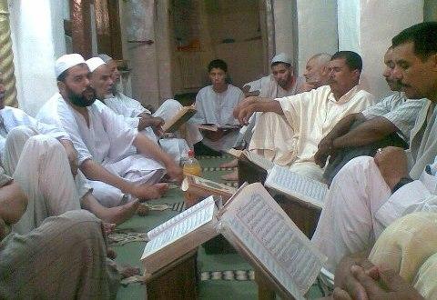 المسجد العتيق ببوسعادة. مسجد النخلة