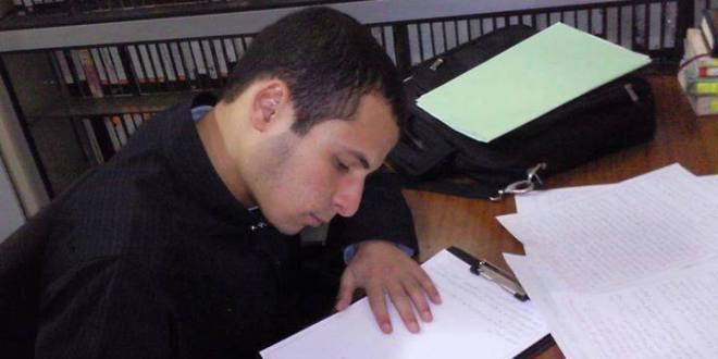 """الأستاذ الباحث عيجولي حمزة"""" Aidjouli Hamza '"""
