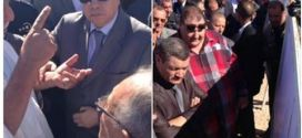 السيد حاج مقداد والي الولاية يقوم بزيارة تفقدية الى بلدية بوسعادة .. بيان