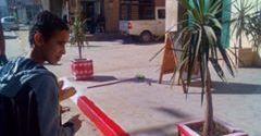 حملة تطوعية لجمعية الحدائق بحي سيدي سليمان ببوسعادة