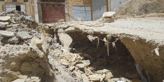 سكان حي أولاد احميدة يشتكون ………. في ظل صمت رهيب للسلطات المحلية