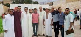 جمعية البهاء الفنية في يوم التغافر بمقر فوج الفضيلة للكشافة الإسلامية الجزائرية