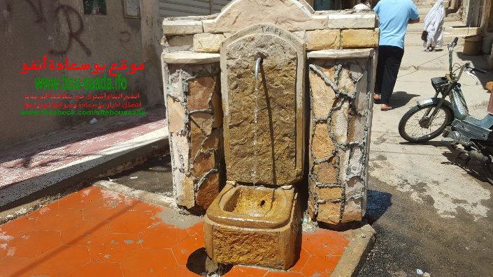 مياه صالحة لشرب ضائعة بوسط مدينة بوسعادة