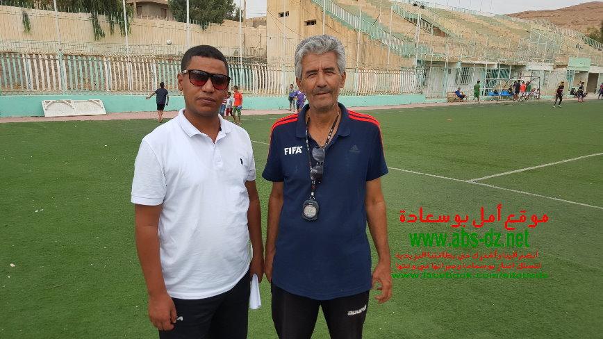 المدرب دالي وعبدو وتعليقهم حول تحضيرات أمال امل بوسعادة للموسم الجديد
