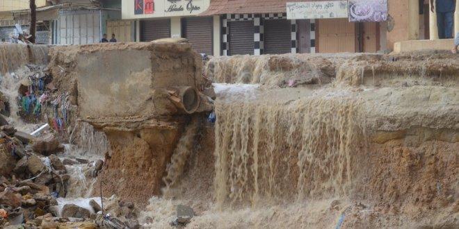 بيان صحفي  على اثر سقوط الامطار بكميات معتبرة ببعض بلديات جنوب الولاية