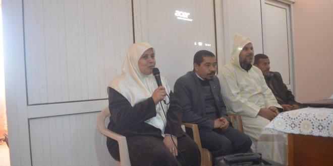 أحتفالية أفتتاح مقر المداومة ألاستاذة النائب شتوح نوة