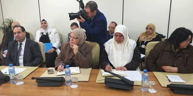 مشاركة النائب نوة شتوح في جلسات عمل مع السادة وزراء بالمجلس الشعبي الوطنى