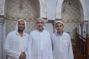مع القارىء احمد عبد الكريم في صلاة التراويح من مسجد بلحطاب ببوسعادة