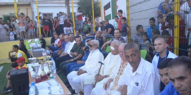 حي اسطيح يفوز بدورة المرحوم قماط المسعود الجوارية لكرة القدم