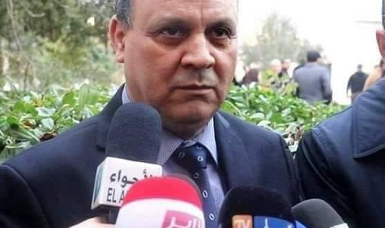 """والي الولاية """" إبراهيم أوشان """" يستقبل ممثلي فلاحي بساتين واحة بوسعادة . ."""