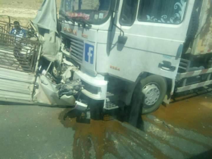وفاة اربعة اشخاص وجرح ثلاثة اخرين في حدث مرور خطيربمنطقة بوملال بلدية اولاد سليمان دائرة بن سرور